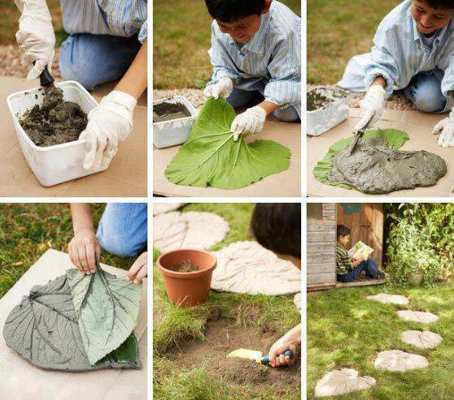 Arredi per il giardino gatto viola - Arredi per giardino ...